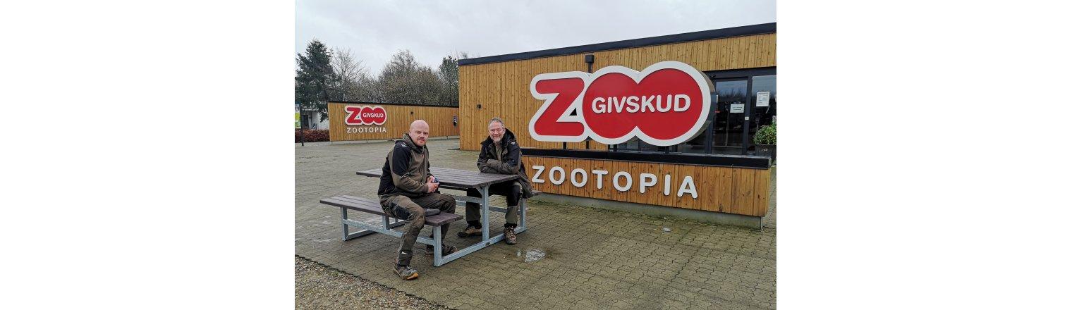 InGarden leverer stor ordre til Givskud Zoo Zootopia