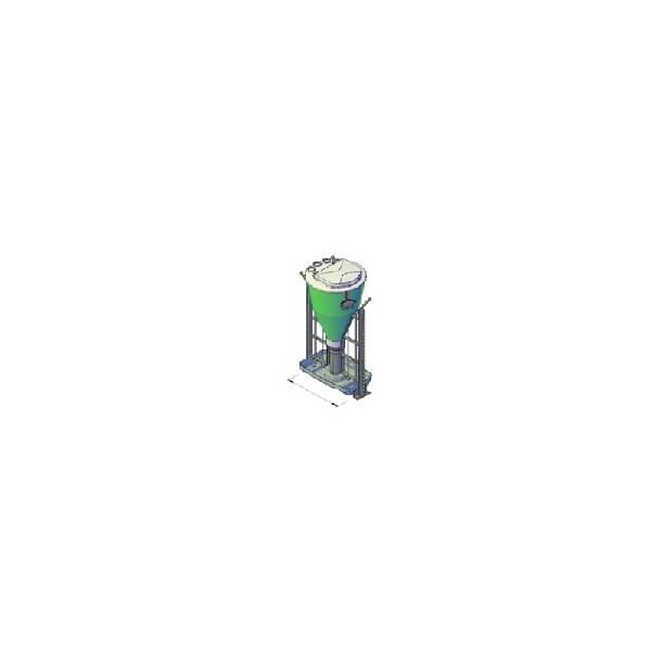 3IN1 NX MAXI 70W RUSTFRIT TROG VINKELRAMME, 50-60 DYR/AUTOMAT - USAMLET