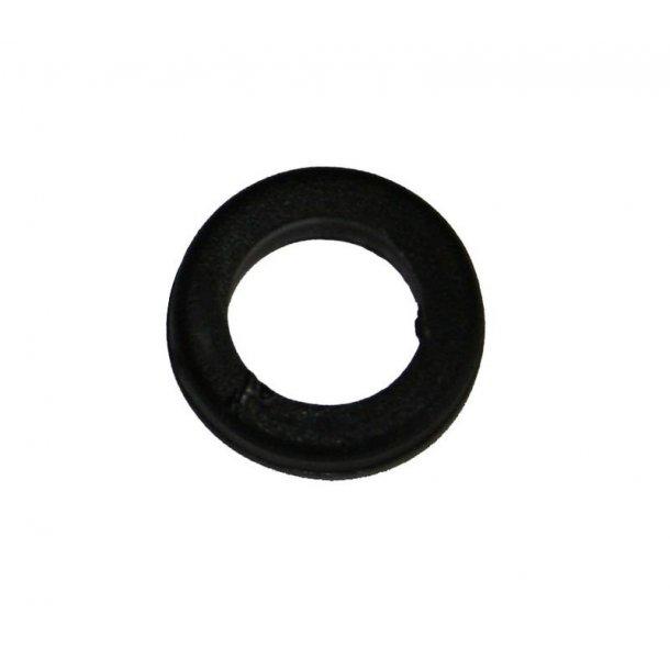 Akselskive Ø10 plast for hjørnehjul 38/48