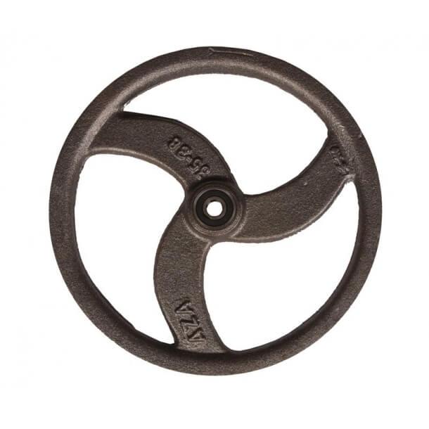 38 mm Hjørnehjul med kuglelejer NC glat